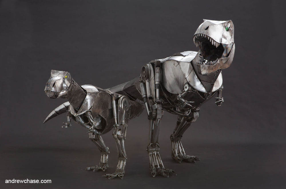 Andrew Chase - Dinosaur