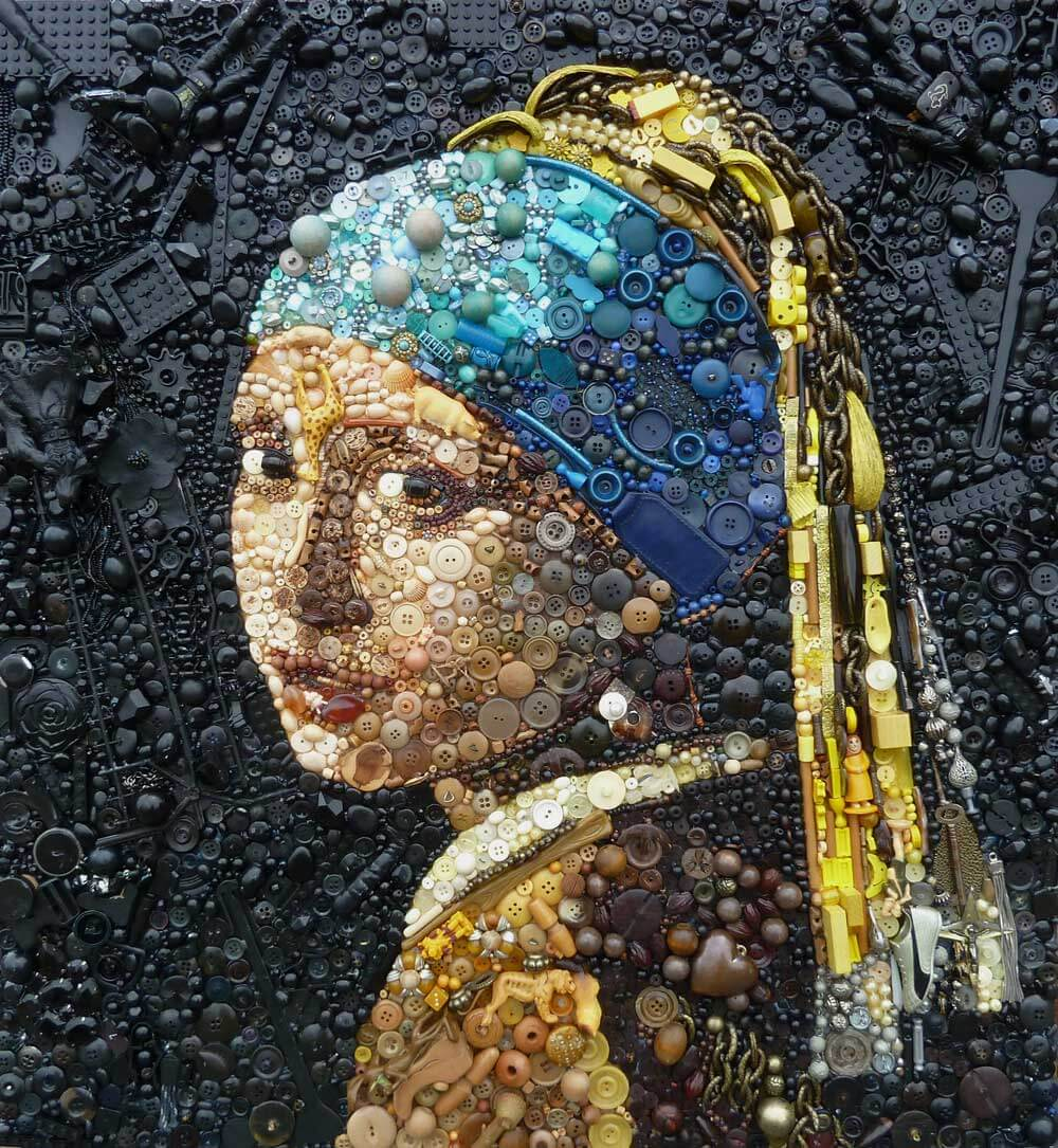 Jane Perkins - Girl with the Pearl Earring