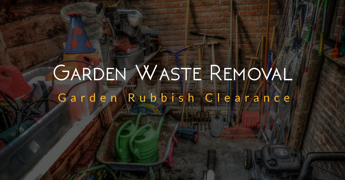 Garden Waste Removal Essex: Professional & Affordable Garden Rubbish Clearance