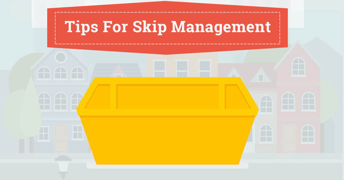 Tips For Skip Management | Infographic