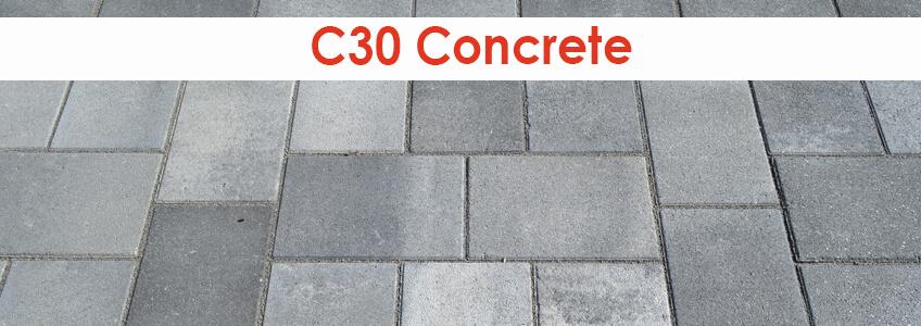 C30 Concrete