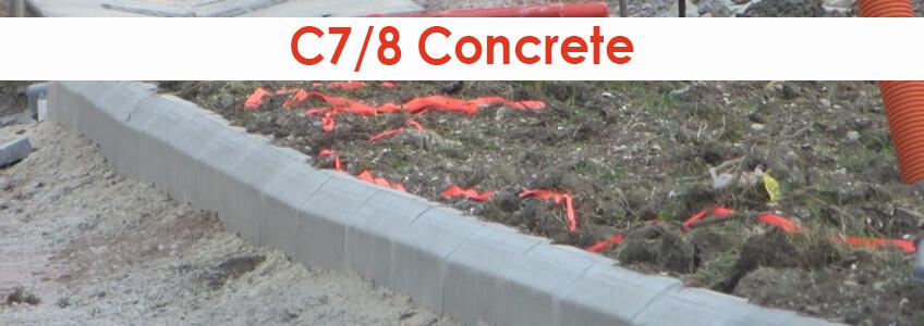 C7 Concrete