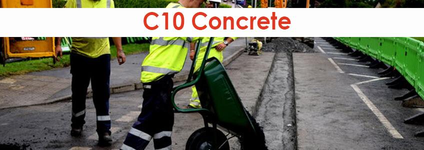 c10 concrete