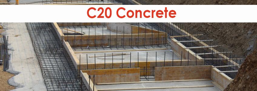 c20 concrete