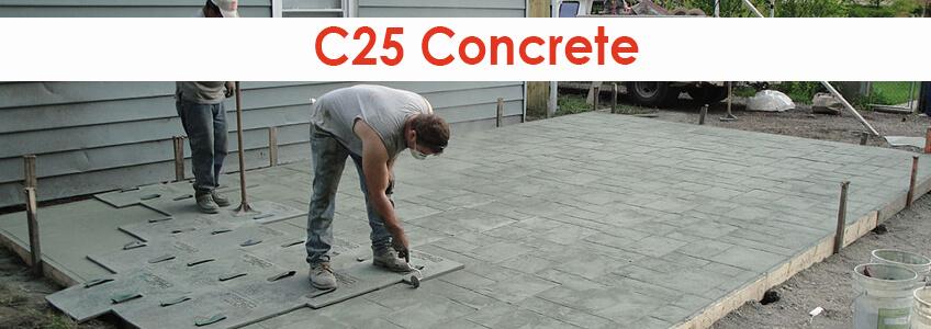 c25 concrete